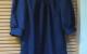 handmade blue dress, erudite dress