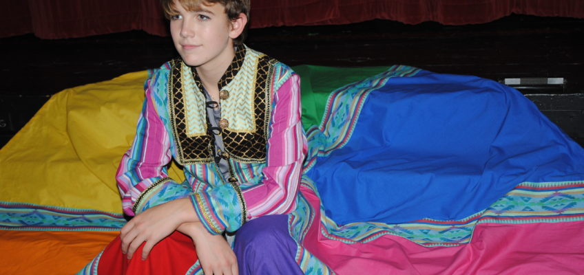 Joseph's Amazing Technicolor Dreamcoat