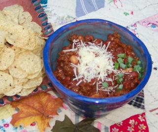 Not Too Hot Chili Recipe