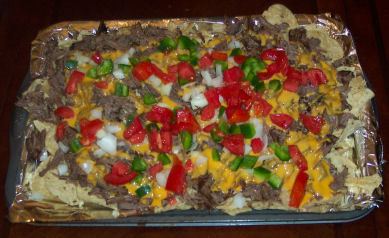 Mom's Tex-Mex Dish
